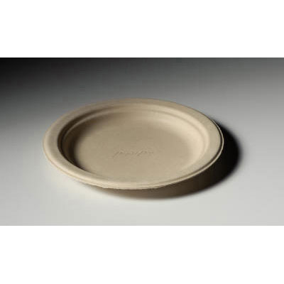 Chinet Paper Pro Round Plates, 6 Inches, White,