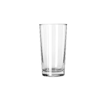 Libbey Heavy Base Tumblers, 11 oz, Clear, Collins Glass
