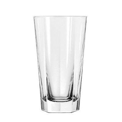 Libbey Inverness Glass Tumblers, Cooler, 15.25oz, 6