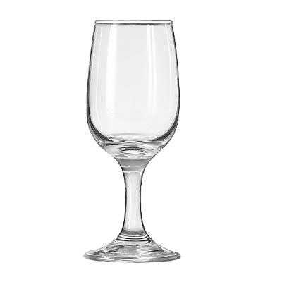 Libbey Embassy Flutes/Coupes & Wine Glasses, Wine Glass,