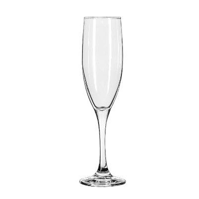 Libbey Embassy Flutes/Coupes & Wine Glasses, Tall Flute,