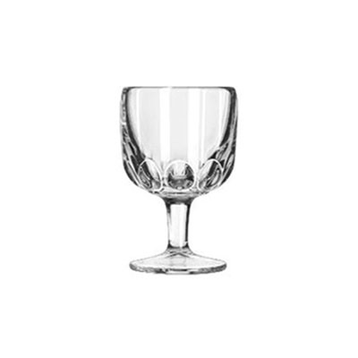 Libbey Hoffman House Goblets, 12 oz, Clear