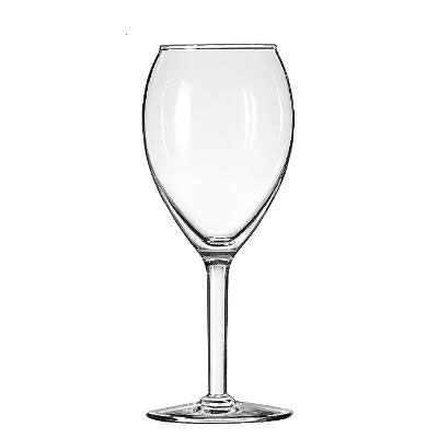 Libbey Citation Gourmet Glasses, Tall Wine, 12oz, 7