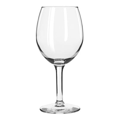 Libbey Citation Glasses, 11 oz, Clear, White Wine Glass