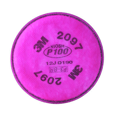 3M Particulate Filter, Nuisance Level Organic Vapor