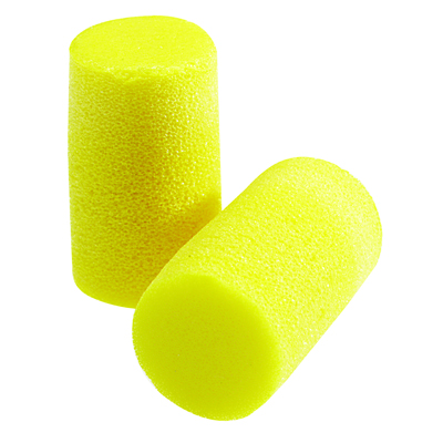 3M E-A-R Classic Uncorded Earplugs, One Size, Foam,