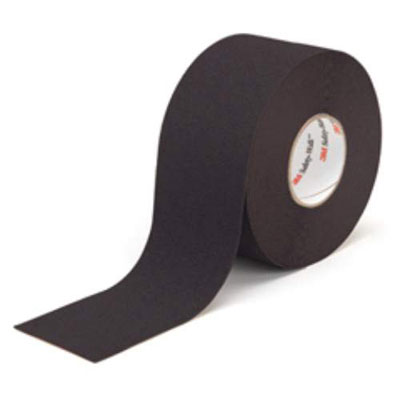3M Safety-Walk General Purpose Tread Rolls, Black,