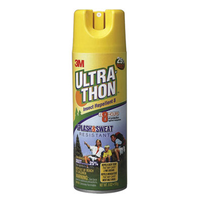 Ultrathon Insect Repellent, 6 Ounce Aerosol Can