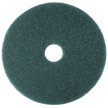 "Hillyard Pad 12"" Cleaner Blue 5/CS"