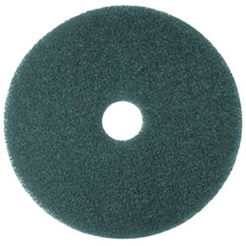 "Hillyard Pad 13"" Cleaner Blue 5/CS"
