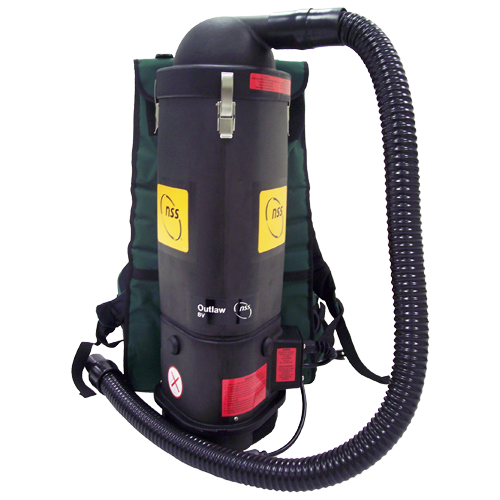 NSS Outlaw BV Cord-Electric Backpack Vacuum