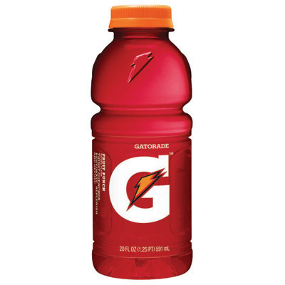 Gatorade G-Series Perform 02 Thirst Quencher, Fruit Punch,