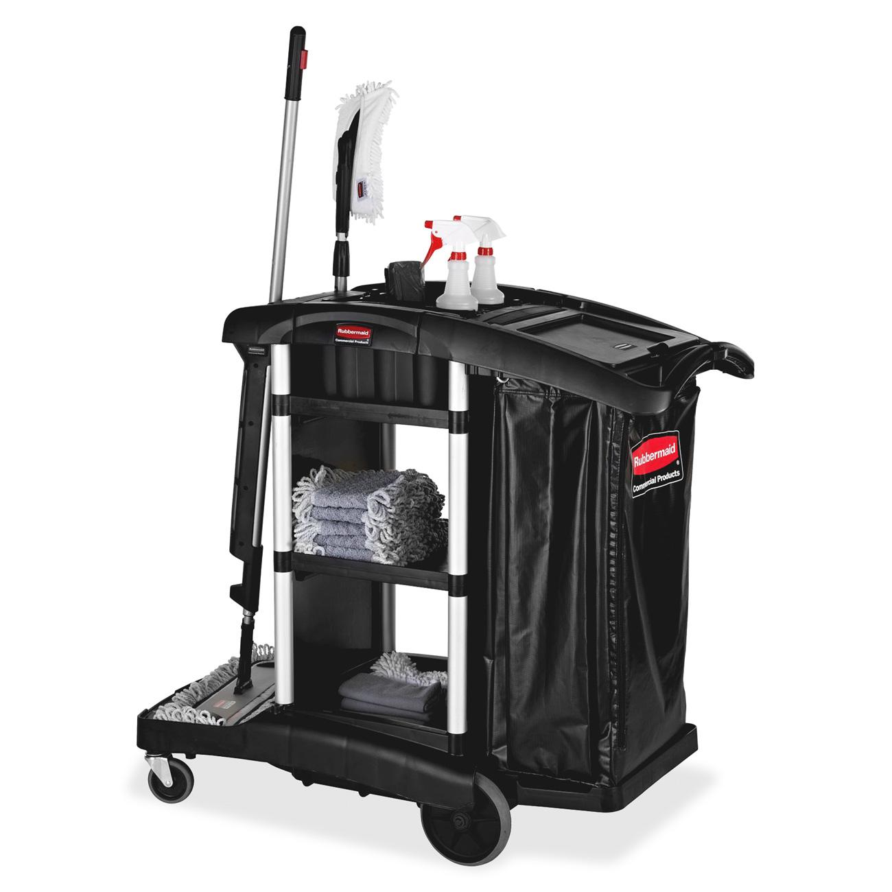 Rubbermaid Commercial Executive Janitorial Cleaning