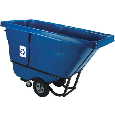 Rubbermaid Commercial Recyclable Rotomolded Tilt