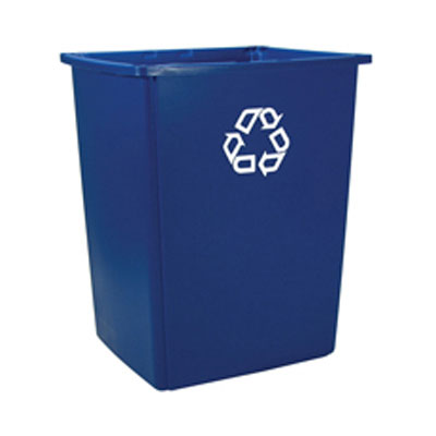 Rubbermaid Commercial Glutton Recycling Container,