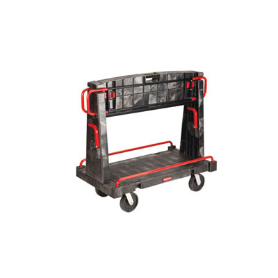Rubbermaid Commercial A-Frame Truck, 2000-lb Cap., 2