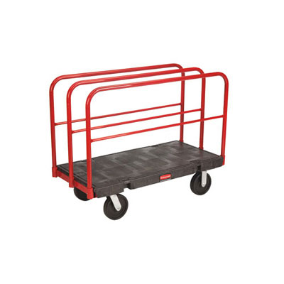 Rubbermaid Commercial Sheet/Panel Truck, 2000-lb