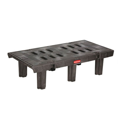 Rubbermaid Commercial Dunnage Rack, 2000 lbs, 60w x 30d x
