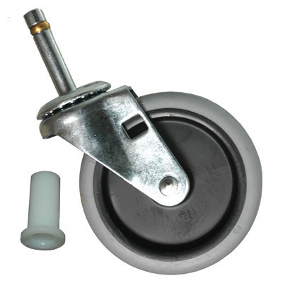 Rubbermaid Commercial Replacement Swivel Casters,