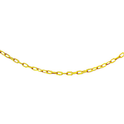 "Rubbermaid Commercial Barrier Chain, Yellow, 20"" L"