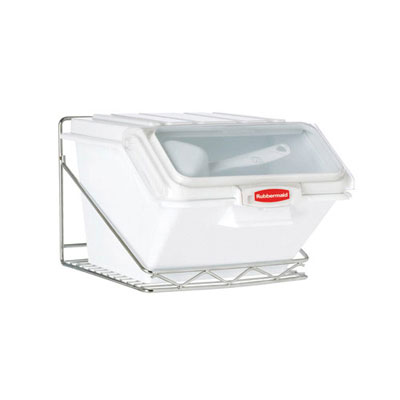 Rubbermaid Commercial ProSave Shelf Ingredient-Bin