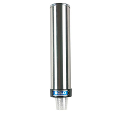 SOLO Cup Company Stainless Steel Cup Dispenser, For