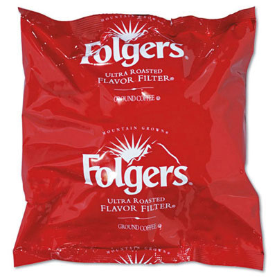 Folgers Coffee Filter Packs, Classic Roast, .9 oz