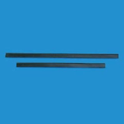 Unger ErgoTec Replacement Squeegee Blades, 16 Inches,